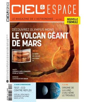Le volcan géant de Mars