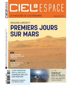 Mission curiosity, Premiers jours sur Mars
