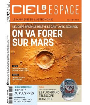 On va forer sur Mars
