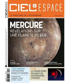 Mercure : Révélations sur une planète de fer