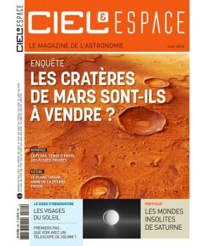 Les cratères de Mars sont-ils à vendre ?