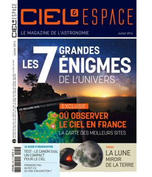 Les 7 grandes énigmes de l'universOù observer le ciel en France