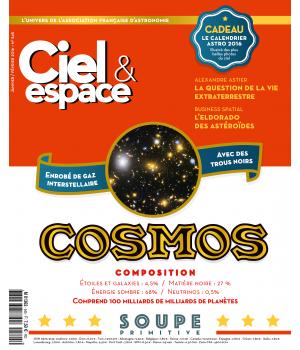 Cosmos : La recette de l'Univers