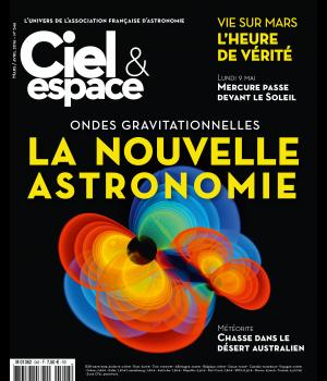 Ondes gravitationnelles : La nouvelle astronomie