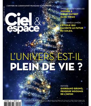 L'Univers est-il plein de vie ?