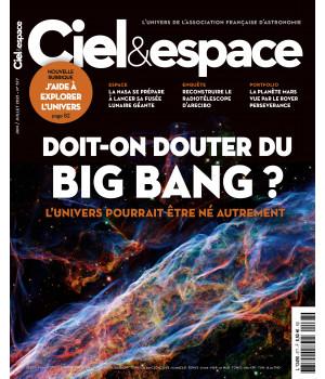 Doit-on douter du big bang ?