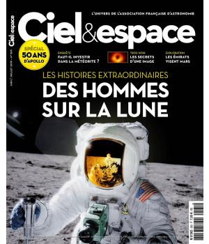 Les histoires extraordinaires des hommes sur la Lune