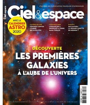 Les premières galaxies à l'aube de l'Univers