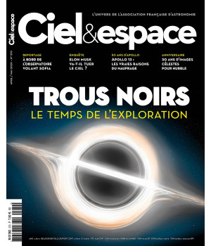 Trous noirs, le temps de l'exploration
