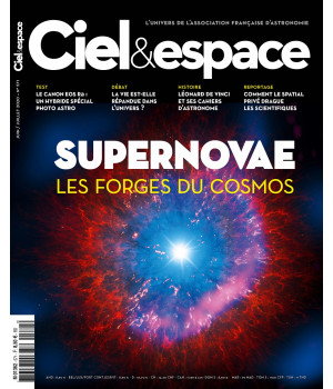 Supernovae, les forges du Cosmos