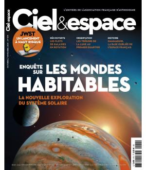 Enquête sur les mondes habitables - la nouvelle exploration du système solaire