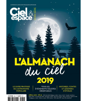 Almanach du ciel 2019