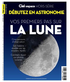 Vos premiers pas sur la Lune