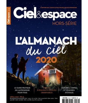 L'almanach du ciel 2020