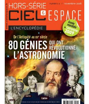 80 génies de l'astronomie
