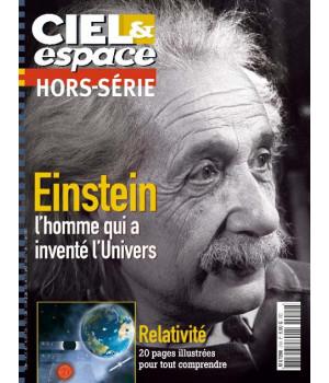 Einstein, l'homme qui a inventé l'Univers