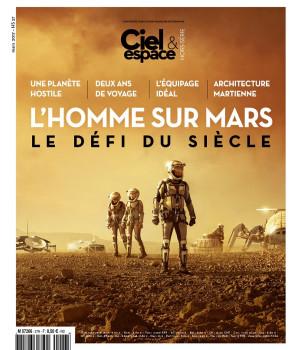 L'homme sur Mars