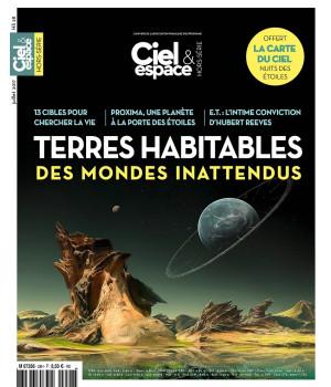 """""""Terres habitables, des mondes inattendus"""""""