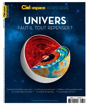 Univers : faut-il tout repenser ?