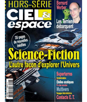 Science-fiction, l'autre façon d'explorer l'Univers