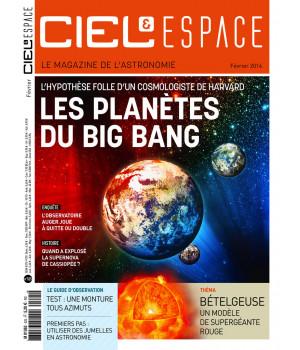 Les planètes du Big Bang