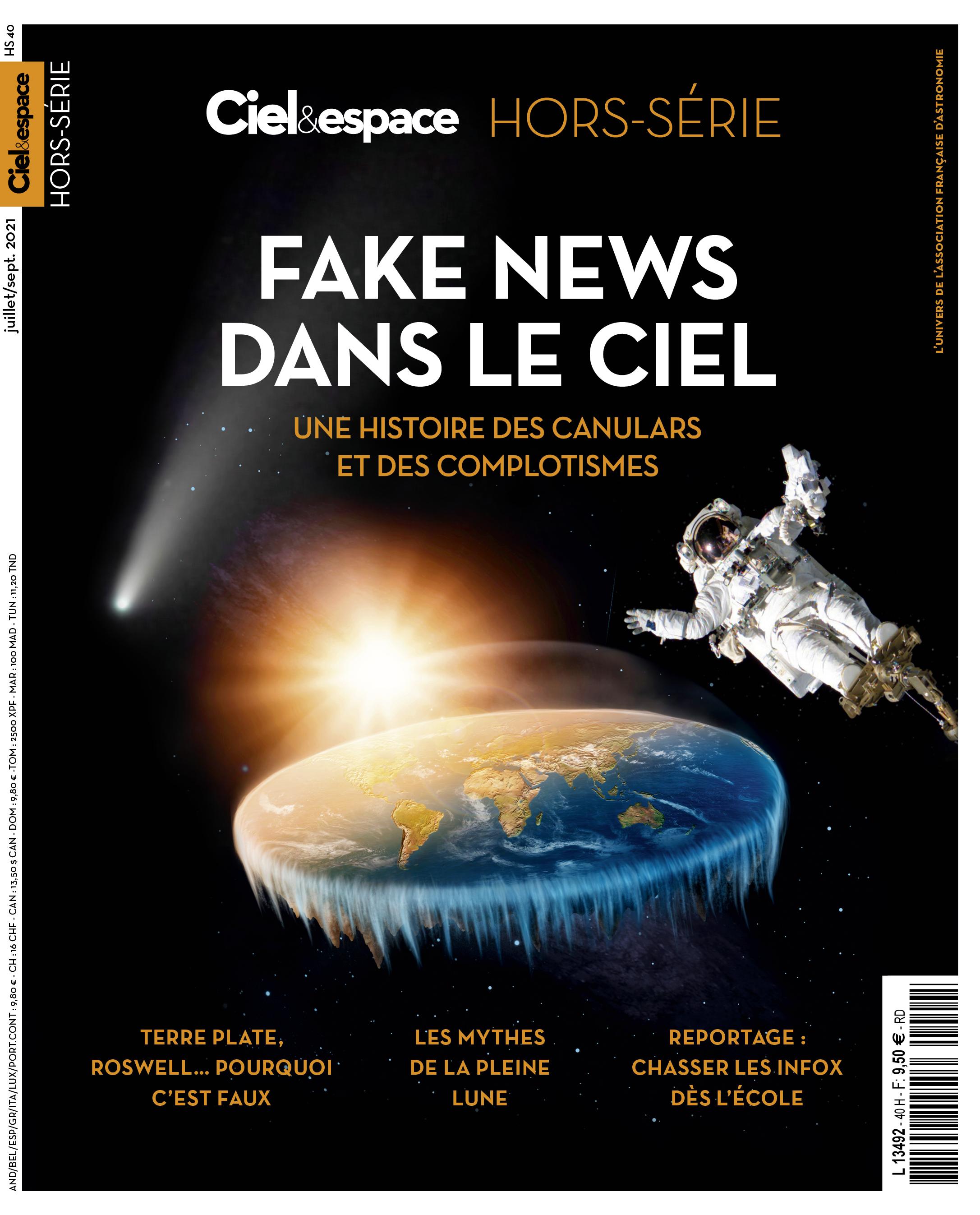 Magazine Ciel & Espace